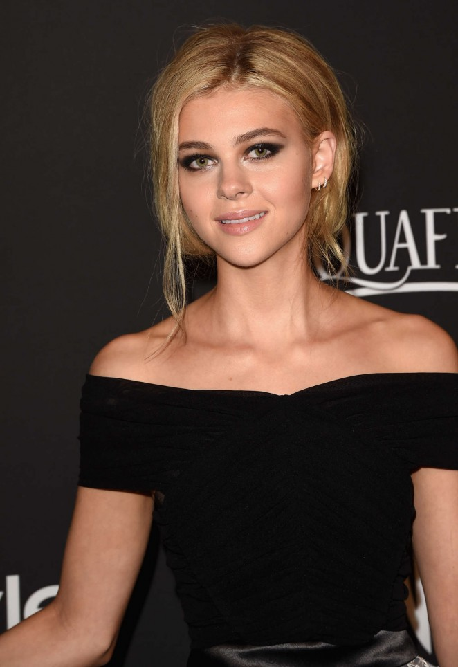 Nicola Peltz – InStyle And Warner Bros Golden Globes Party in Beverly Hills