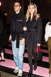 Nicola Peltz - Leaving Prada Resort 2020 Fashion Show in NYC