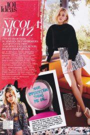 Nicola Peltz - Marie Claire US Magazine (July 2014)