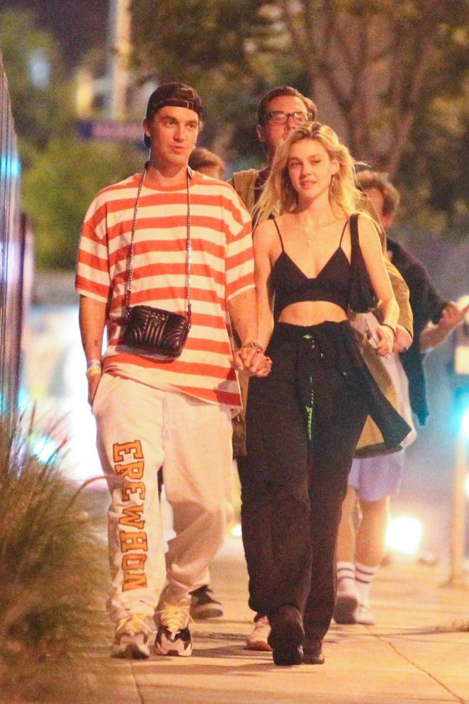 Nicola Peltz - Night out at 1OAK in West Hollywood
