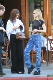 Nicola Peltz - Out for lunch at La Scala in Beverly Hills