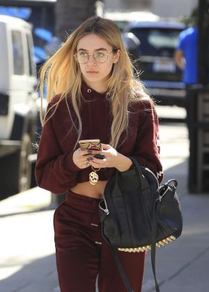 Nicola Peltz out in Beverly Hills