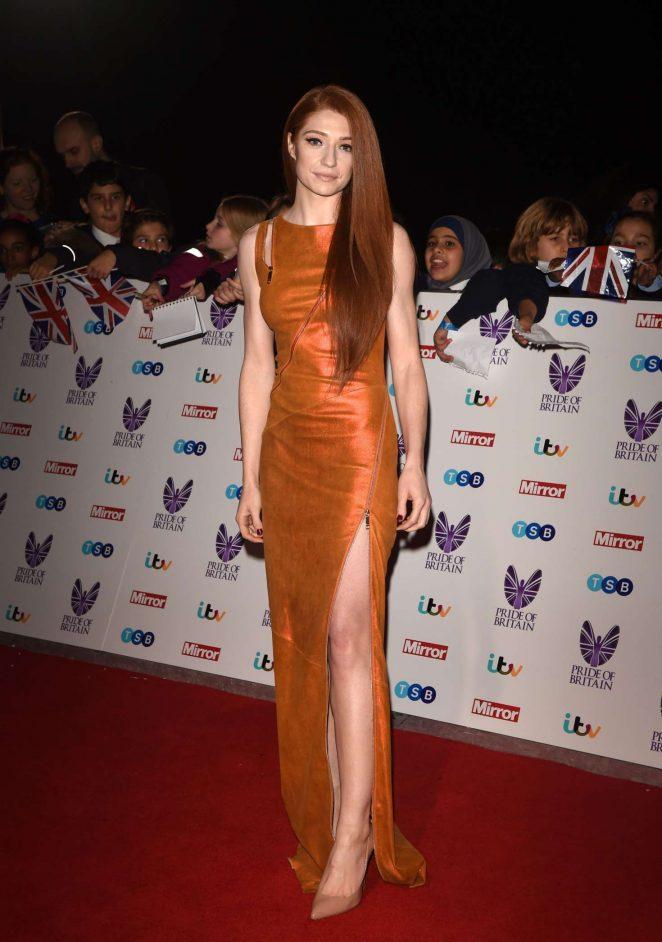 Nicola Roberts - 2016  Pride of Britain Awards in London