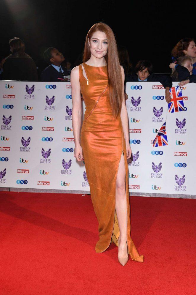 Nicola Roberts: 2016  Pride of Britain Awards -12