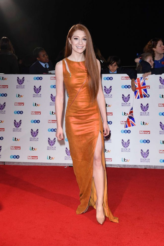 Nicola Roberts: 2016  Pride of Britain Awards -16