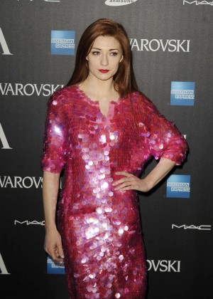 Nicola Roberts - Alexander McQueen: Savage Beauty VIP Private View in London