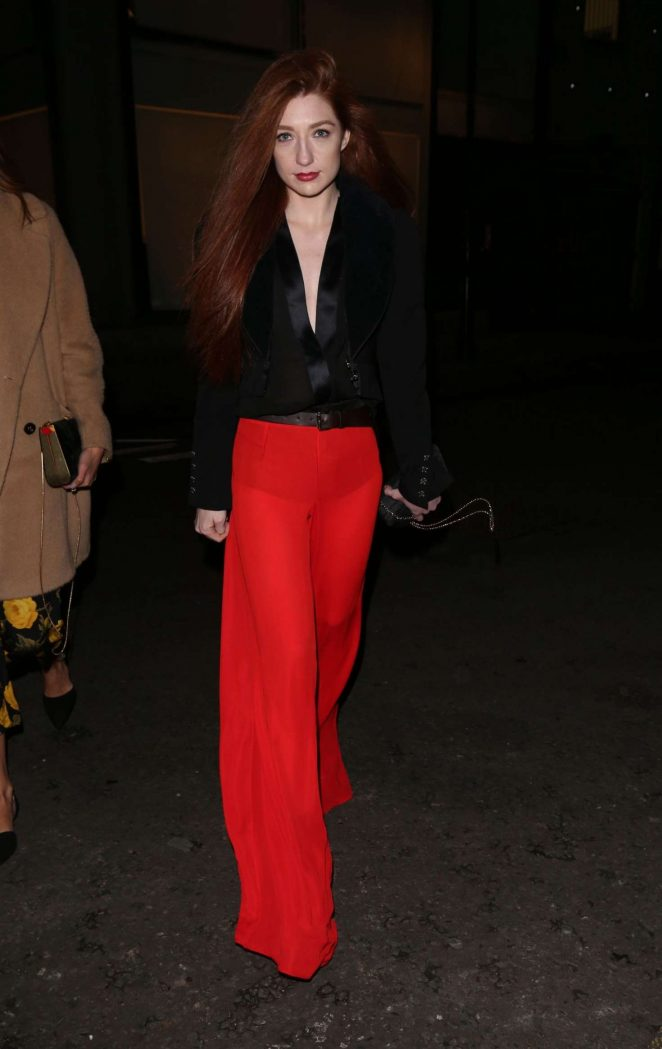 Nicola Roberts at Bo Lang Restaurant in Chelsea