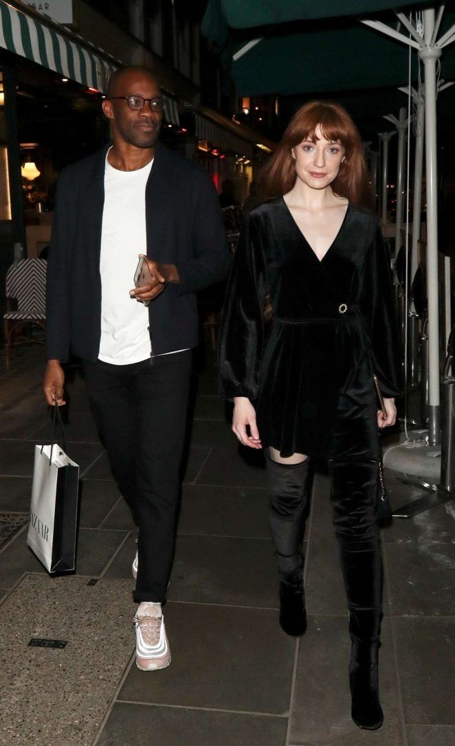 Nicola Roberts at the Harry's Bar launch in London
