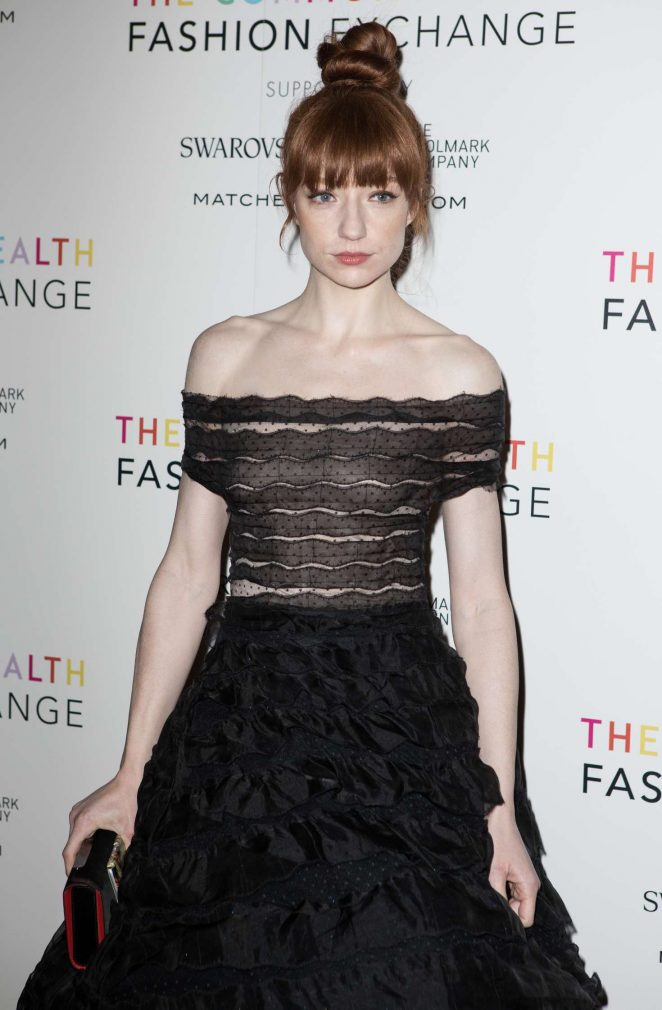 Nicola Roberts - Commonwealth Fashion Exchange VIP Preview in London