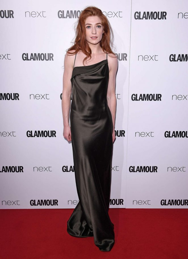 Nicola Roberts - Glamour Women of the Year Awards 2016 in London