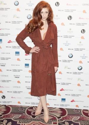 Nicola Roberts: Global Fashion Awards 2015 -04
