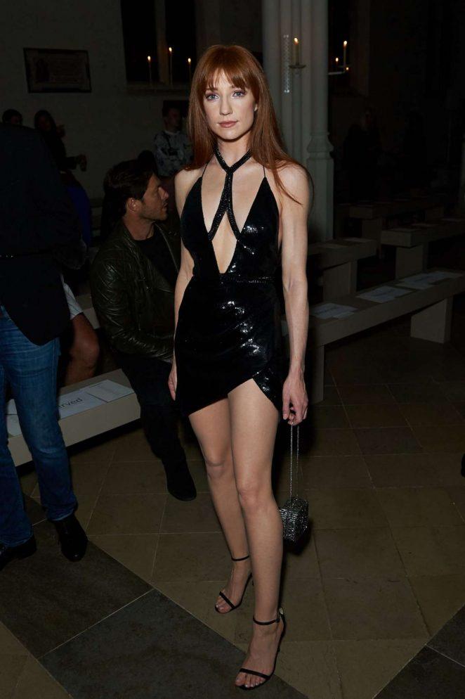Nicola Roberts - Julien Macdonald Fashion Show in London