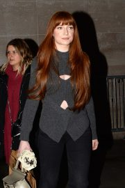 Nicola Roberts - Leaving BBC's The One Show in London