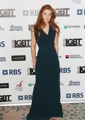 Nicola Roberts - LGBT Awards 2015 in London