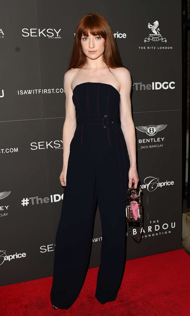 Nicola Roberts - The International Day Of The Girl Child Annual Gala in London