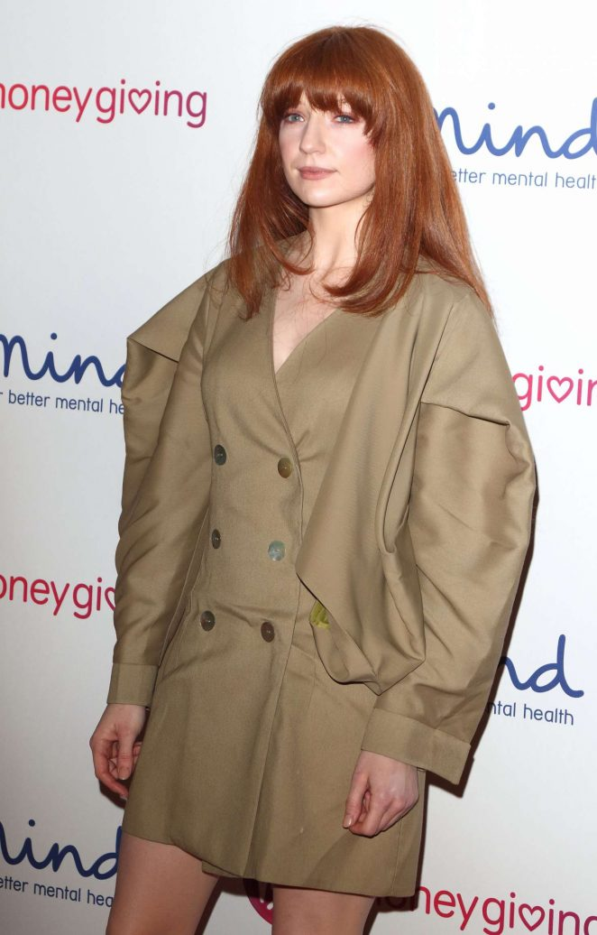 Nicola Roberts – Virgin Money Giving 'Mind Media' Awards in London