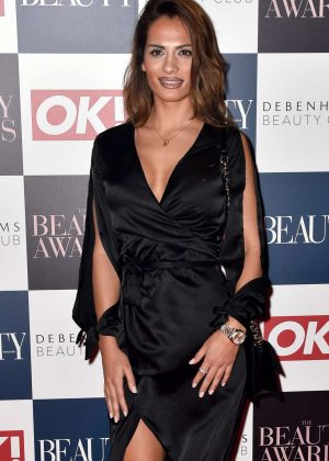 Nicole Bass - Beauty Awards 2016 in London