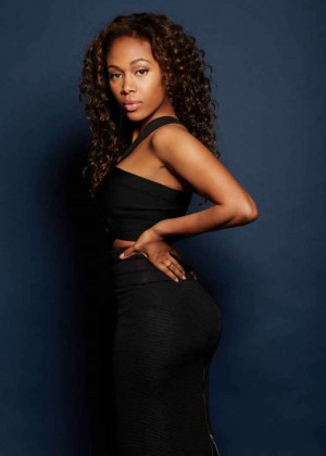 nicole beharie be ing attraction photoshoot for playboy