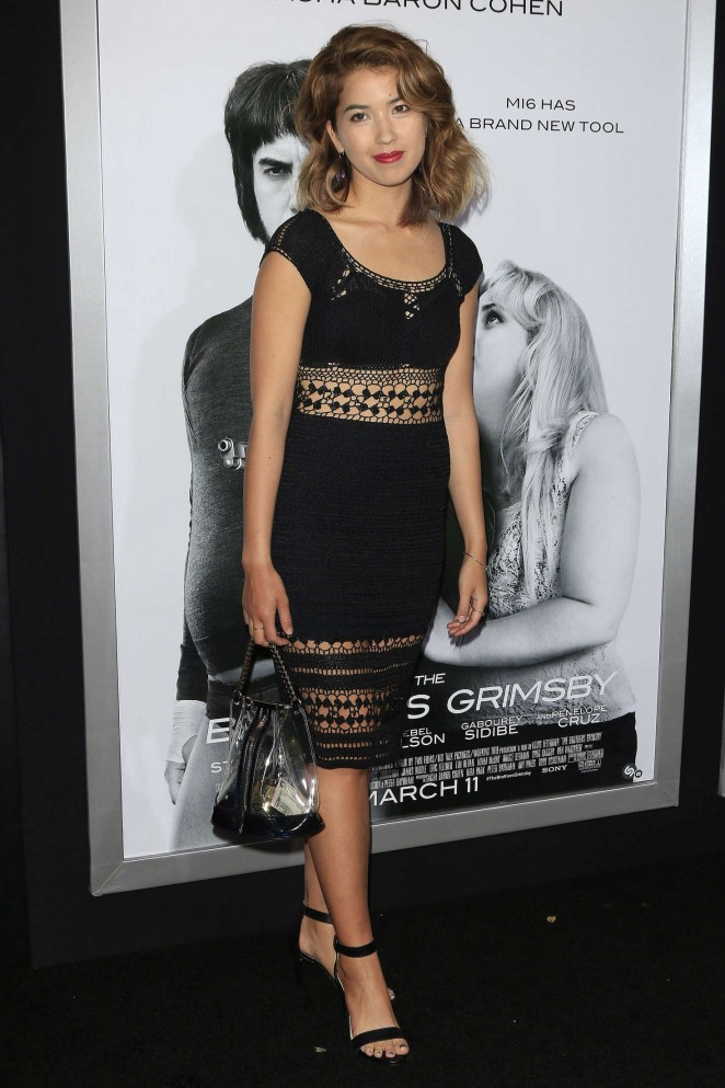 Nicole Bloom: The Brothers Grimsby Premiere -01 - GotCeleb Nicole Bloom