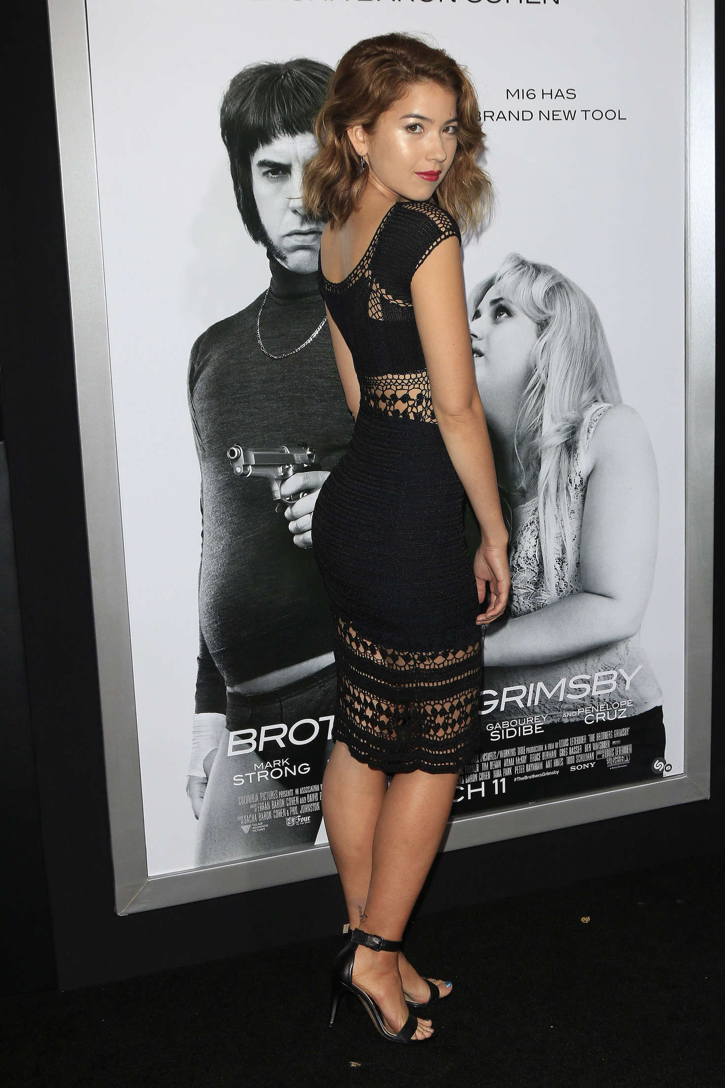Nicole Bloom: The Brothers Grimsby Premiere -03 - GotCeleb Nicole Bloom