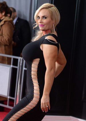 Nicole Coco Austin - 2018 GRAMMY Awards in New York City