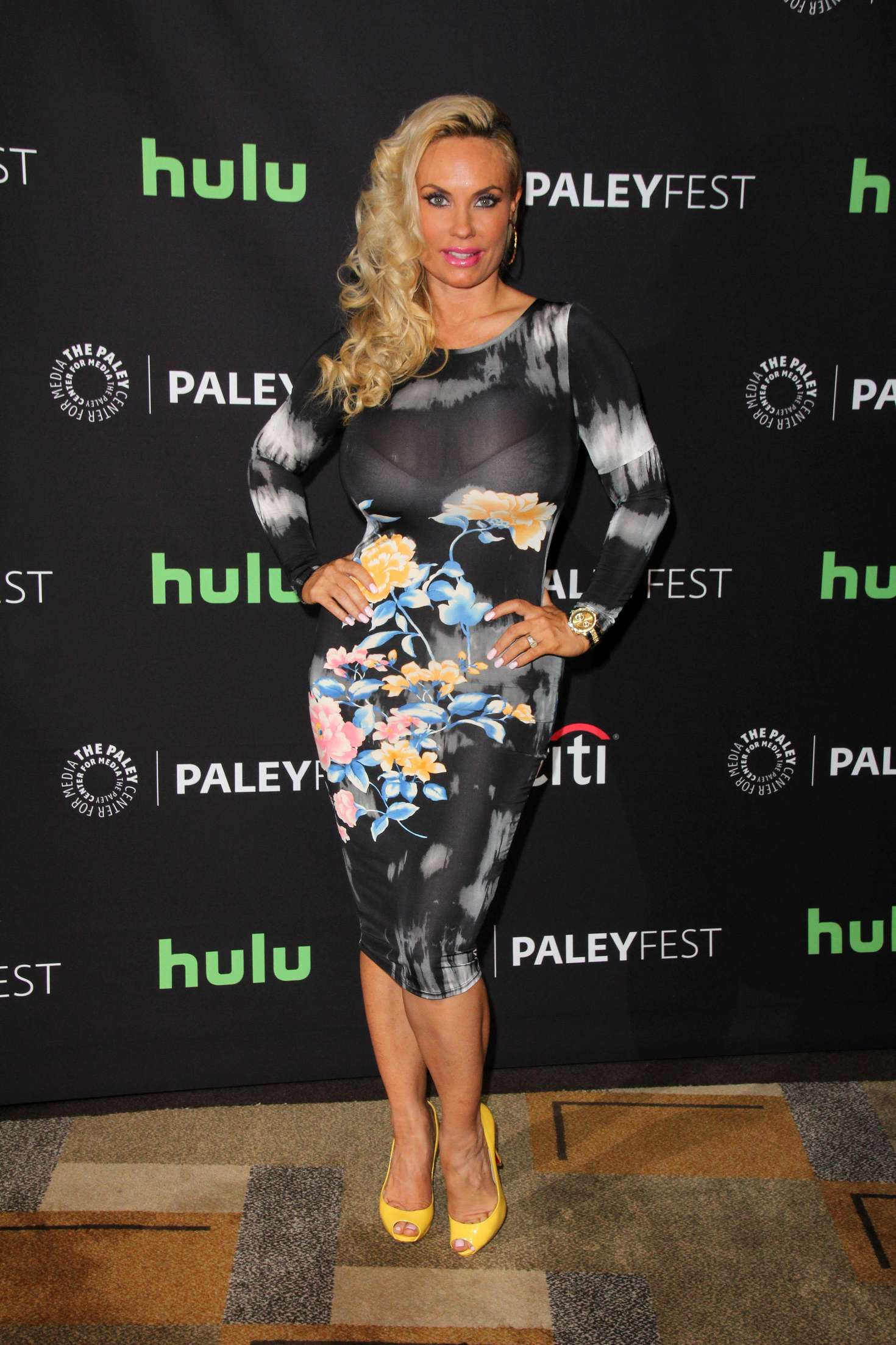 Nicole Coco Austin - 33rd Annual PaleyFest Salute Dick Wolf Event in Hollywood
