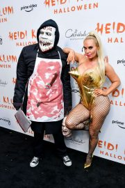 Nicole Coco Austin – Heidi Klums 2019 Halloween Party in New York