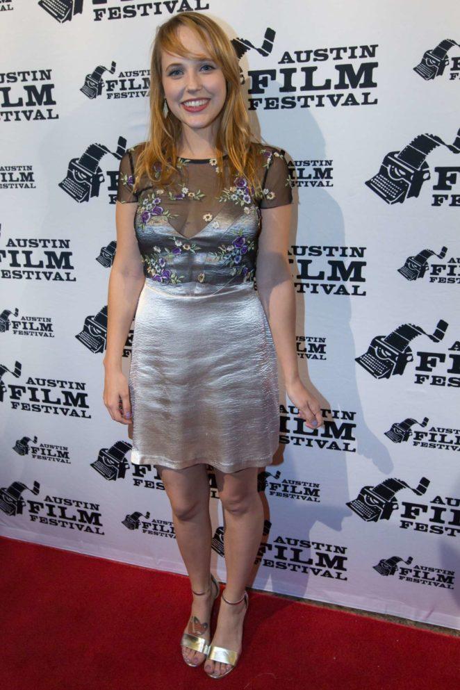 Nicole Elliott - 'Amanda and Jack Go Glamping' Premiere at 2017 Austin Film Festival