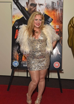 Nicole Faraday - 'Kill Kane' Gala Screening in London