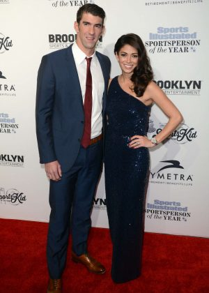 Nicole Johnson - Sports Illustrated Sportsperson of the Year Ceremony 2016 in NYC