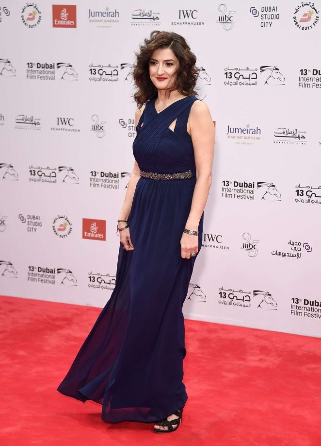 Nicole Kamato - 2016 Dubai International Film Festival Day 5