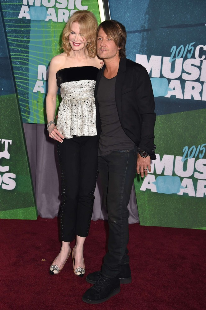 Nicole Kidman: 2015 CMT Music Awards -05