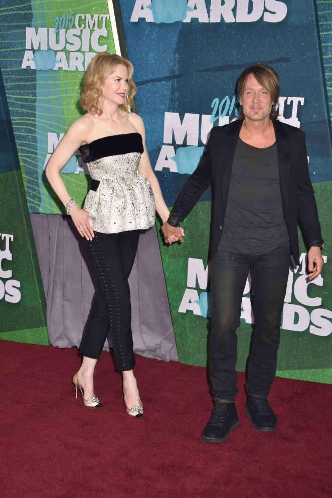 Nicole Kidman: 2015 CMT Music Awards -06