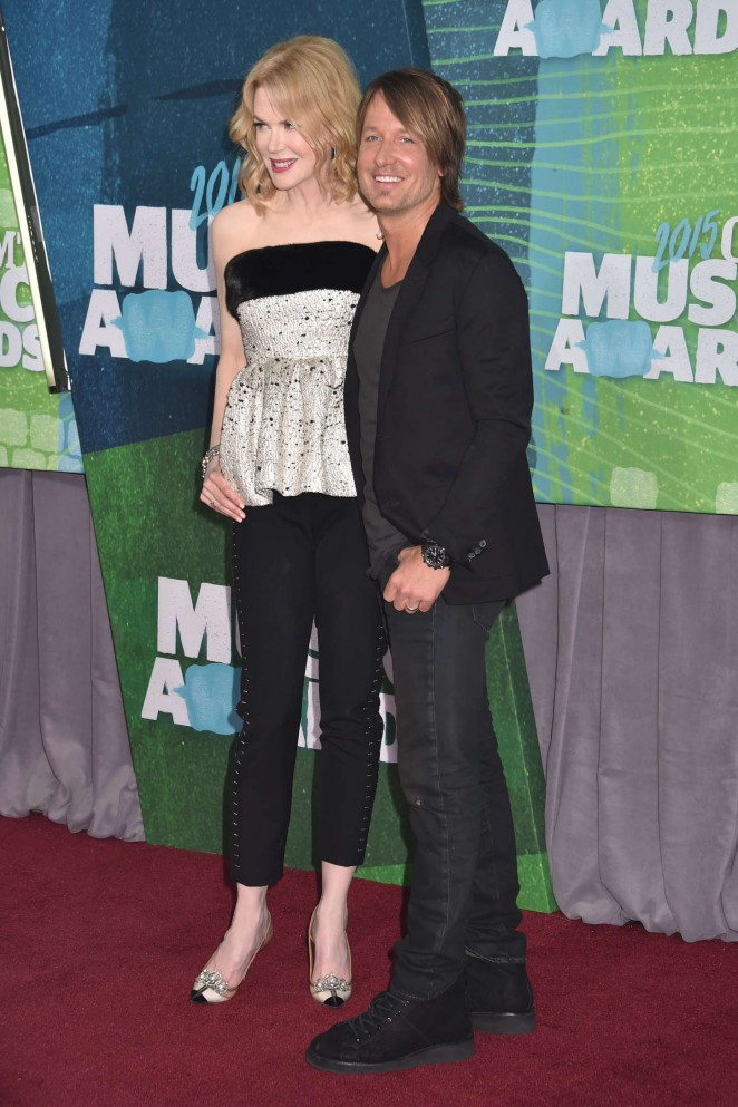 Nicole Kidman: 2015 CMT Music Awards -10