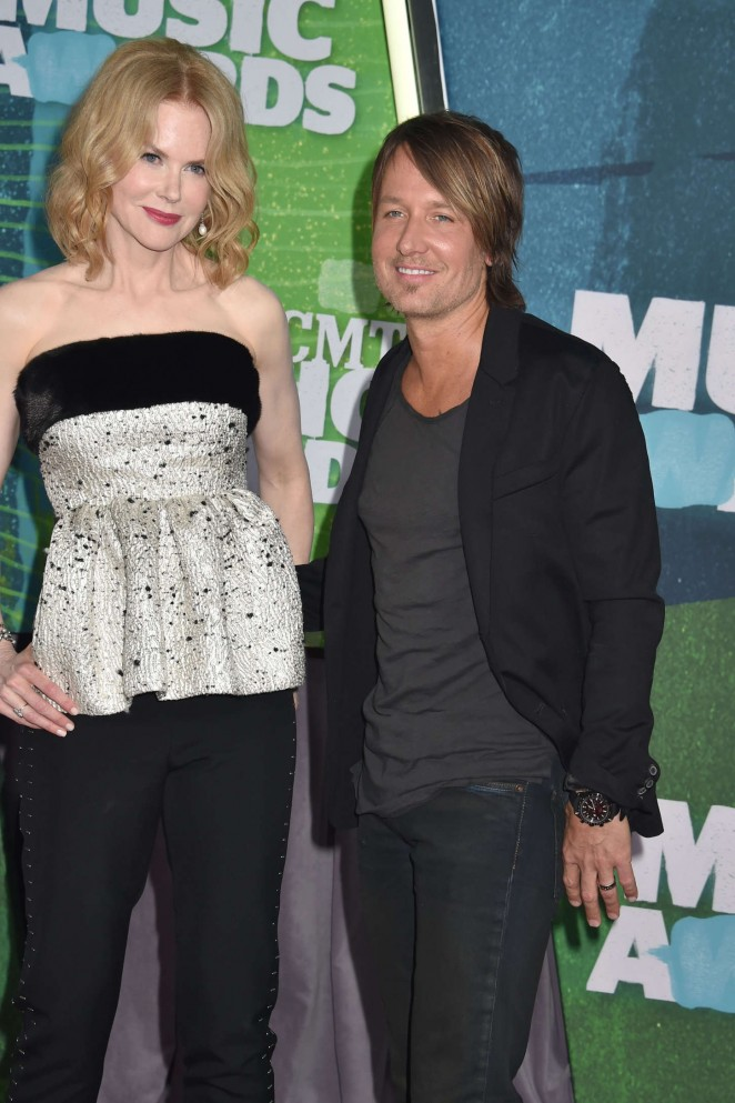 Nicole Kidman: 2015 CMT Music Awards -14