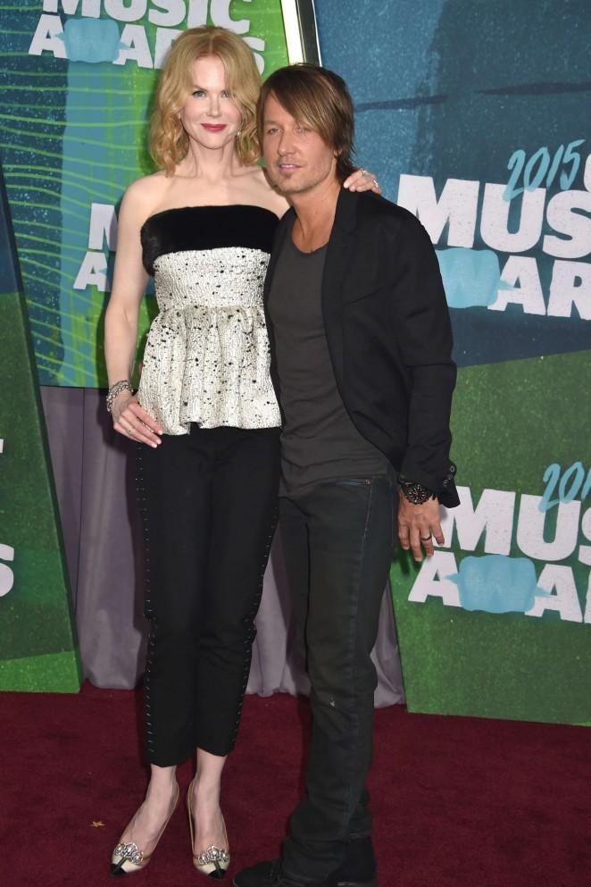 Nicole Kidman: 2015 CMT Music Awards -16