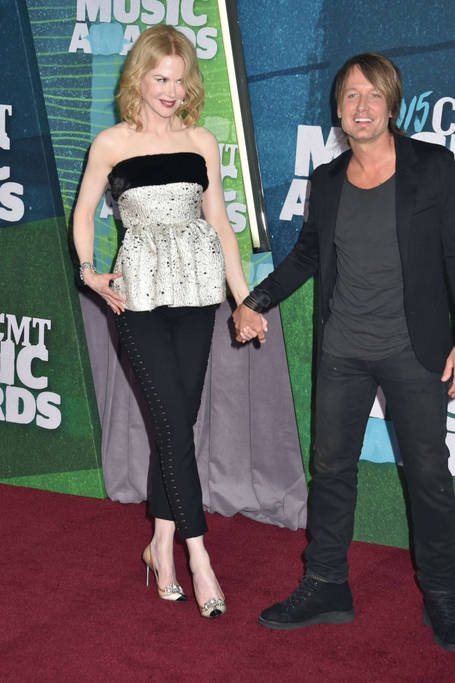 Nicole Kidman: 2015 CMT Music Awards -17