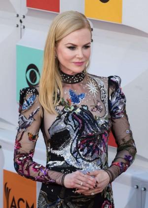 Nicole Kidman - 2016 Academy of Country Music Awards in Las Vegas