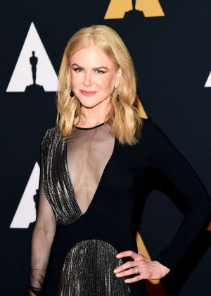 Nicole Kidman - 2016 Governors Awards in Hollywood