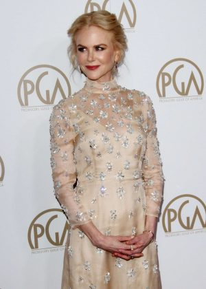 Nicole Kidman - 2017 Annual Producers Guild Awards in Los Angeles