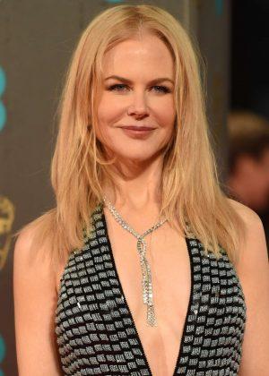 Nicole Kidman - 2017 British Academy Film Awards in London