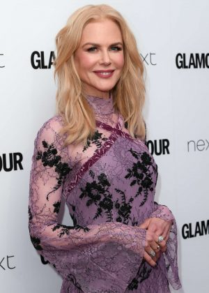 Nicole Kidman - 2017 Glamour Women Of The Year Awards in London