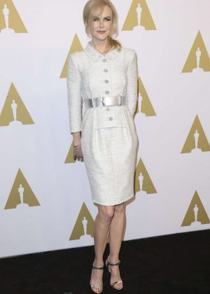 Nicole Kidman - 2017 Oscar Nominee Luncheon in Los Angeles