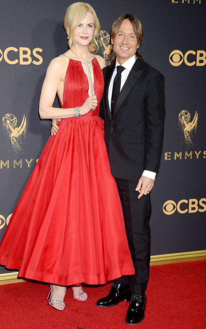 Nicole Kidman - 2017 Primetime Emmy Awards in Los Angeles