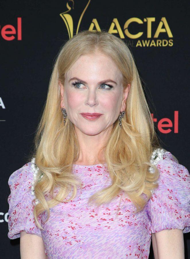Nicole Kidman - 2018 AACTA International Awards in Los Angeles