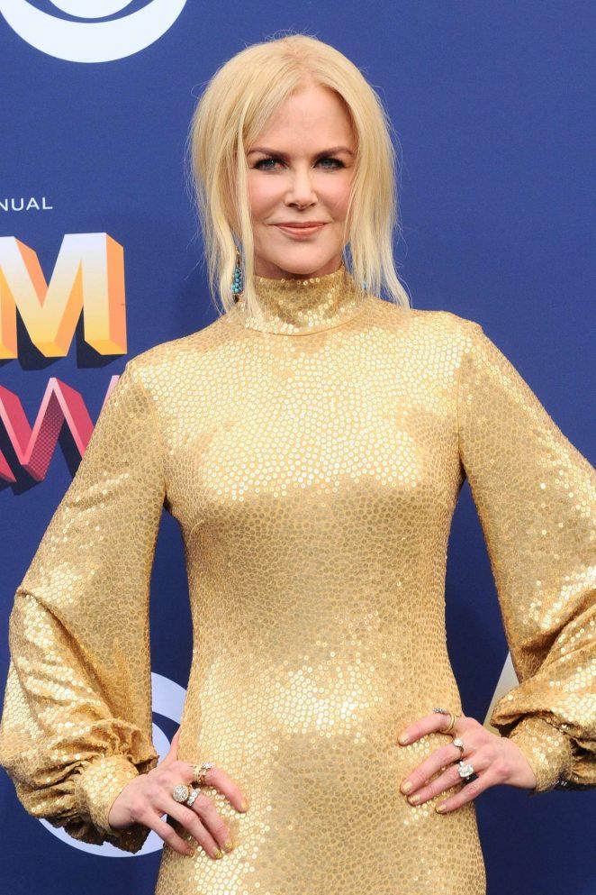 Nicole Kidman - 2018 Academy of Country Music Awards in Las Vegas