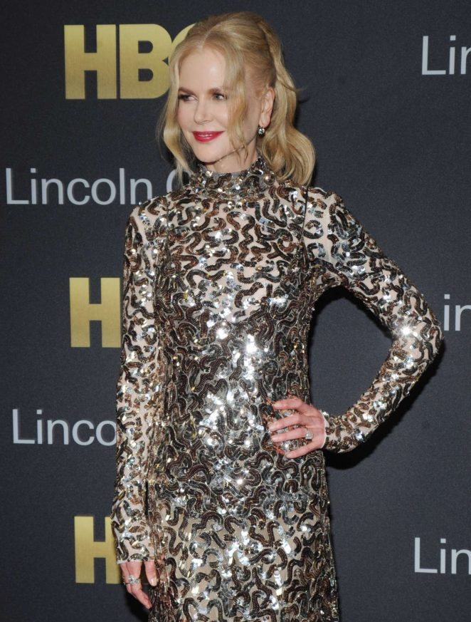 Nicole Kidman - 2018 Lincoln Center American Songbook Gala in New York