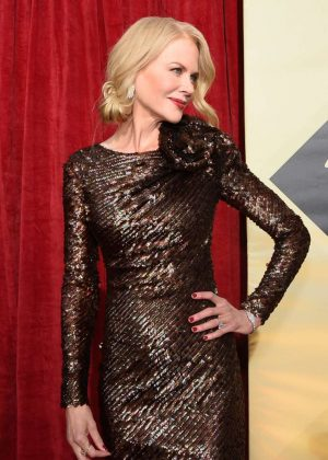 Nicole Kidman - 2018 Screen Actors Guild Awards in Los Angeles