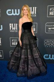 Nicole Kidman - 2020 Critics Choice Awards in Santa Monica