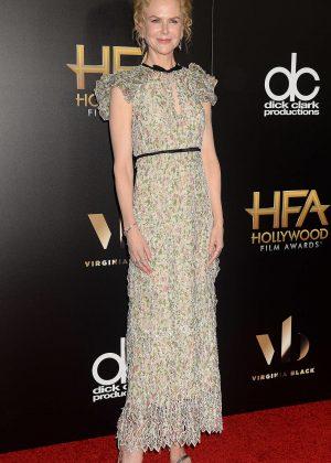 Nicole Kidman - 20th Annual Hollywood Film Awards in Los Angeles